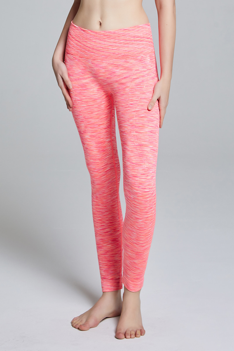 L724 Leggings Long PINK