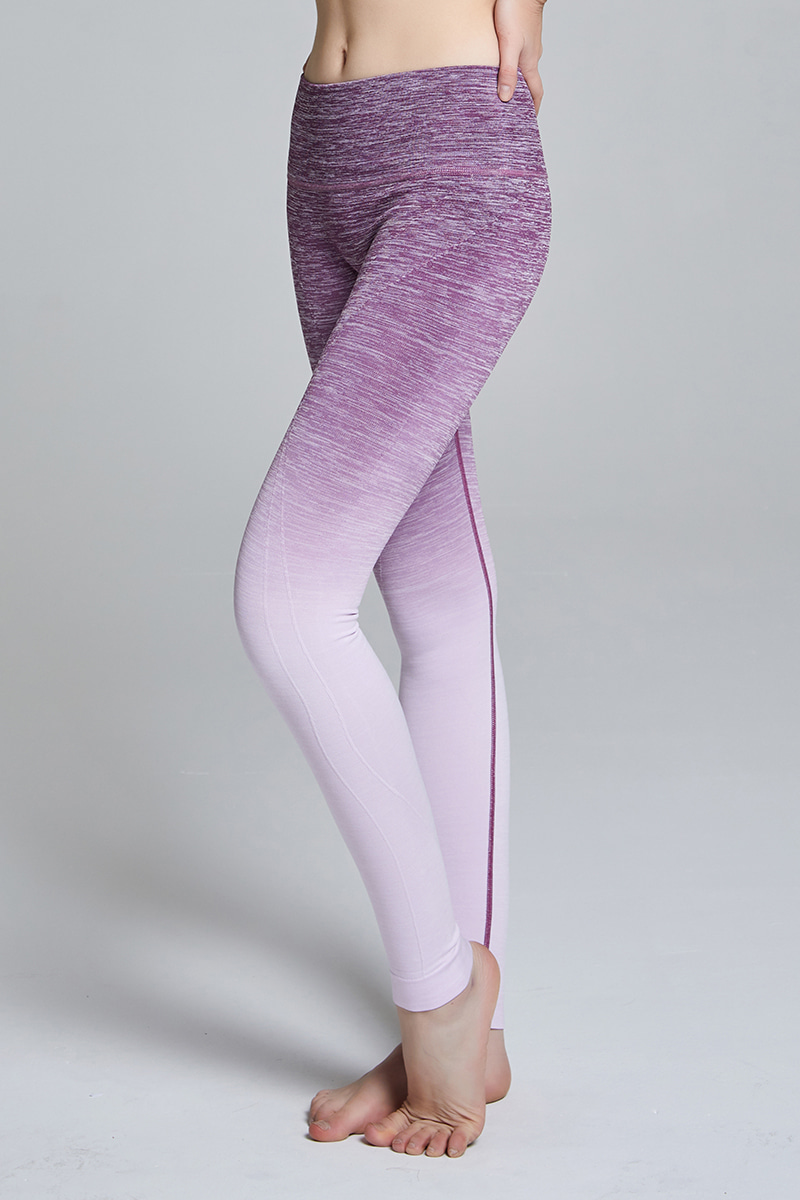 L704 Leggings long LAVENDER