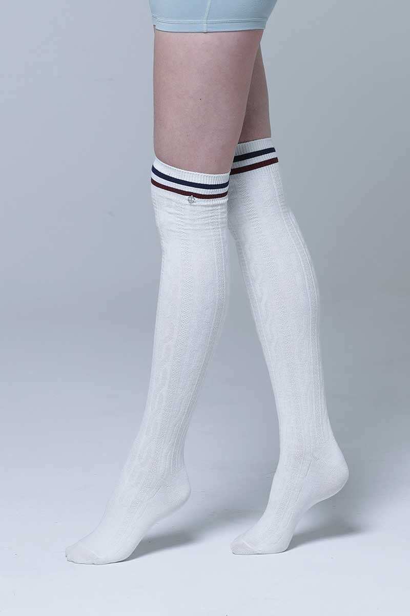 OVERNEE SOCKS3 WHITE (3 color)